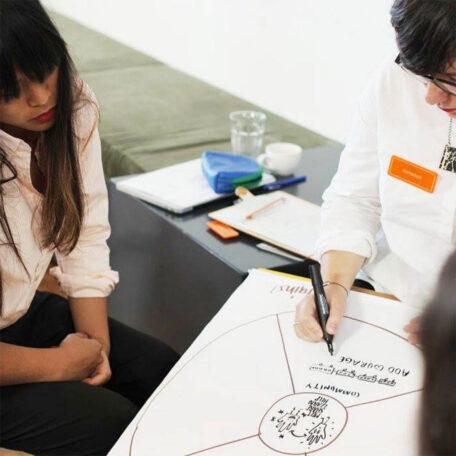 Conscious Project Design using the Medicine Wheel Tool