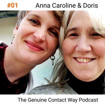 Anna Caroline & Doris