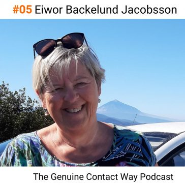 Podcast Episode 5: Eiwor Backelund