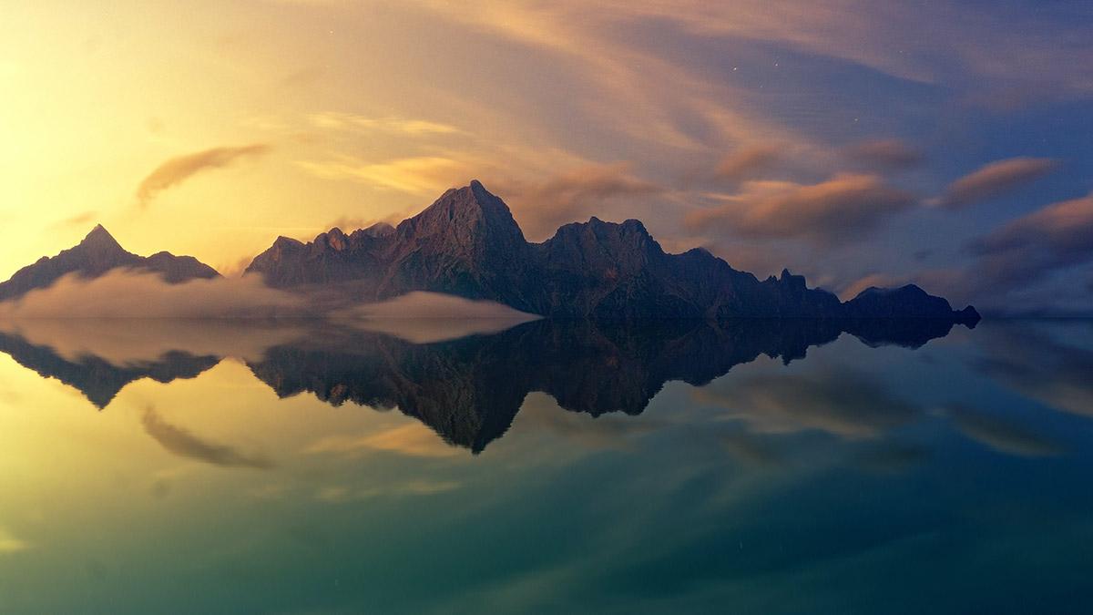 panoramic vision