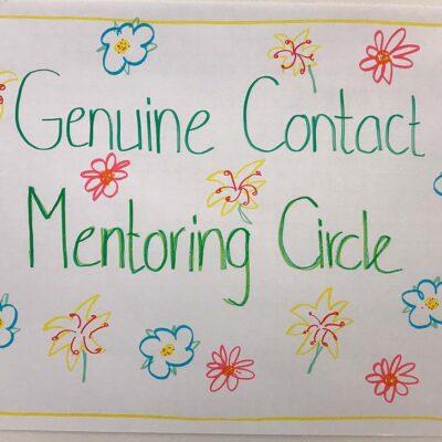 Genuine Contact Mentoring Circle Amsterdam 2020