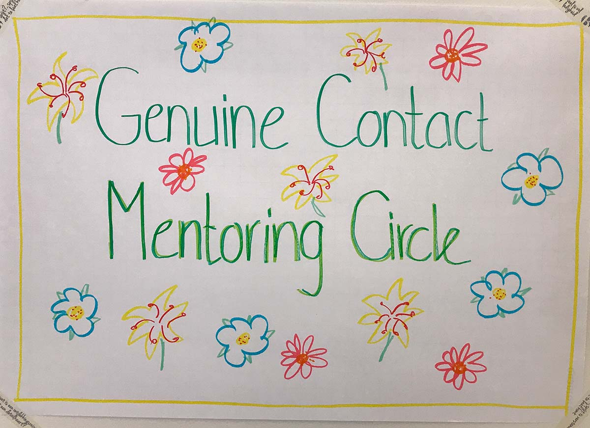 Genuine Contact Mentoring Circles Amsterdam 2020
