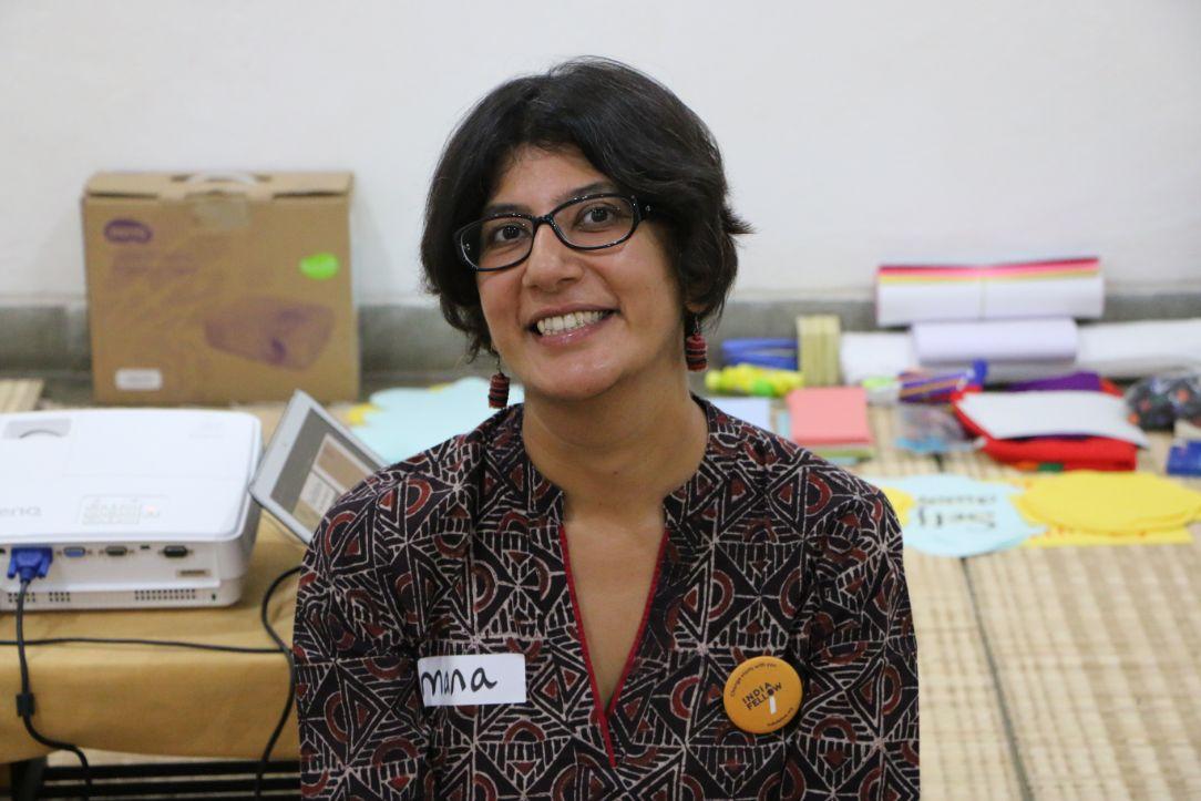 Manali Shah, Workshop Facilitator